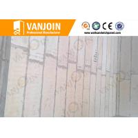 Buy cheap Exterior Wall Usage lightweight sandwich panel / sandwich insulation panels Crack Resistance from wholesalers