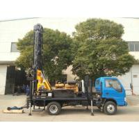 Buy cheap KW20 Portable Drilling Rig Machine Water Well Drilling Rigs Truck Mounted from wholesalers