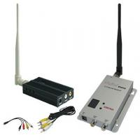 1.2GHz 3000M Long Distance Analog CCTV Wireless Transmitter With 8 Channels