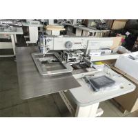 Buy cheap Fully Automatic Stitching Machine , Automatic Tailoring Machine With Thread Cutter from wholesalers