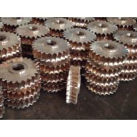 Buy cheap worm gear machinging parts with high quality from wholesalers