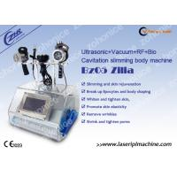 Buy cheap 20W Power Cavitation Body Slimming Machine 750HZ RF Frequency For Weight Loss from wholesalers