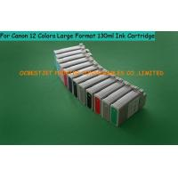 Wholesale Vivid K3 Pigment Ink Compatible Cartridge For Canon IPF5000 Plotter Large format Printer from china suppliers