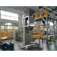 Buy cheap DCS-25 25 Kg Big Bag Filing and Sealing Machine Semi-Automatic Packing Machine from wholesalers