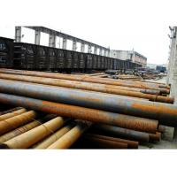Buy cheap ASTM 9255 / JIS SUP6 Alloy Spring Round Steel Bar / Rod Forged 130 - 1600mm from wholesalers