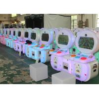 China Photo Drum Multi Players Coin Pusher Game Machine For Family Center on sale