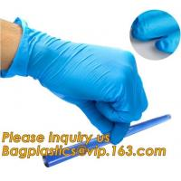 Buy cheap Protective gloves nitrile/disposable nitrile gloves,3.5g 4.0g 4.5g 5.0g Blue bulks Nitrile Glove/cheap nitrile gloves/di from wholesalers