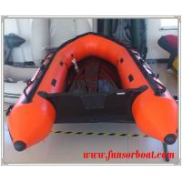 Buy cheap Made In China FWS-A290CM/9'6 Inflatable Boat With Airmat Floor from wholesalers
