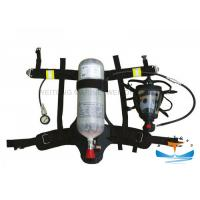 China Carbon Fiber Marine Fire Fighting Equipment For Self Contained Breathing Apparatus on sale