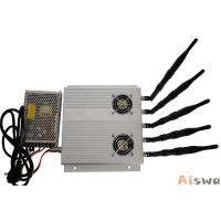Wholesale 20w Tabletop High Range Mobile Jammer Signal Blocker 315 / 344 Mhz For Classroom from china suppliers