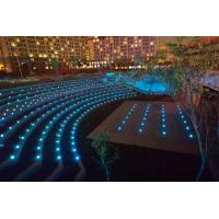 RGB LED roung lights project