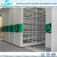 Buy cheap Mechanical Metal Movable Compact Mobile Filing Cabinet Anti Corrosion from wholesalers