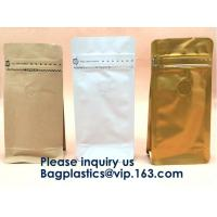 Buy cheap Ordinary Zipper Bag, File Zipper Bag, Invisible Zipper Bag,Cookie Snack Foil Gusset Popsicle Packaging Bag Bagease from wholesalers