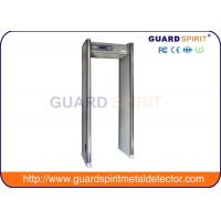 Wholesale Airport Security Metal Detectors XYT2101S , Multi Zone Metal Detector from china suppliers