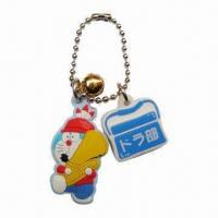 Wholesale Mobile Phone Strap, Various Designs Available, Made of PU and String from china suppliers