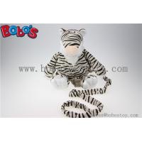 "11.8""Black and White Tiger Children Backpack Children Lost Proof Bags Bos-1237/30cm Manufactures"