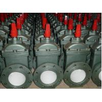 Wholesale Electric Resilient Wedge Gate Valve / Flanged Water Supply Gate Valve from china suppliers