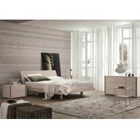 Buy cheap Good Quality Modern Italian Design Melamine King Bedroom Set/ E1 MDF from wholesalers