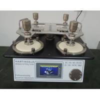 Wholesale Textile Testing Instruments Martindale Abrasion And Pilling Tester (SATRA) for Testing Woven Fabrics from china suppliers