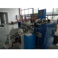 Silicone Oil Paper Roll Center Rewinding Machine With Automatic Dispensing System Manufactures