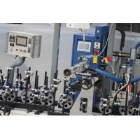 Buy cheap pur profile wrapping machine for door frame from wholesalers
