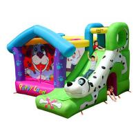 Buy cheap PVC Tarpaulin Inflatable Amusement Park , Inflatable Mini Bouncer For Kids from wholesalers