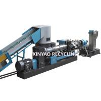 Buy cheap Plastic PP,PE films pelletizing machine from wholesalers