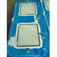 Tugboat Single Leaf Aluminum Marine Weathertight Door With LR Approval Manufactures
