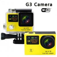 Buy cheap Waterproof Camera G3 Wifi Action Cam1080P HD Portable digital video camera from wholesalers