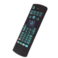 Wholesale 15 Meters IR Operating Range Air Mouse Hebrew Keyboard For Smart Tv from china suppliers