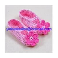 Buy cheap Crochet Baby Shoes from wholesalers