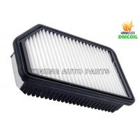 Buy cheap Activated Carbon Paper Car Cabin Air Filter For Hyundai Accent Kia Rio Soul from wholesalers