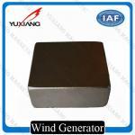 Buy cheap Industrial Grade Neodymium Block Magnets N35 - N52 / N42SH Axially Magnetized from wholesalers