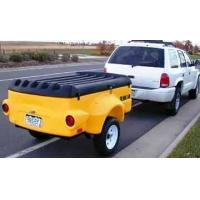 Quality Plastic Trailer Car Trailer for sale