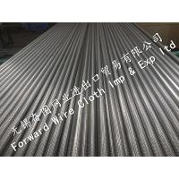 Buy cheap Stainless Steel 304 Longitudinal Welede Perforated tubes  Tube size 26.1mm  Hole size 3mm from wholesalers
