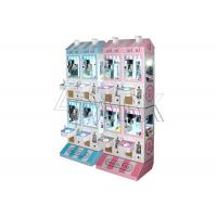 Buy cheap Plush Toy Vending Crane Claw Machine For  Hypermarket 4 Players CE Certificate from wholesalers