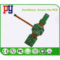 Buy cheap Customized Rigid Flex PCB 4 Layer FPC FR4 Lead Free Tin Plated Circuit Board from wholesalers