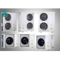 Buy cheap 2 HP Compressor Central Air Conditioner Heat Pump 7 - 9 Kw With Water Pump from wholesalers