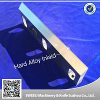 Wholesale Heat Treatment Plastic Granulator Blades And Knife +-50 Micron Precision from china suppliers