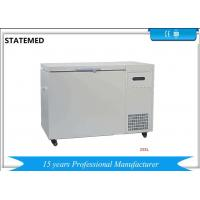 Buy cheap CFC Free Laboratory Deep Freezer 258L With Digital LED Display Microprocessor Control from wholesalers