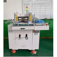 Automatic Die Cutting Machine With Hot Stamping Divce For Fordust Material Manufactures