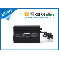 Buy cheap 48V lead acid / lthium ion portable battery charger for mobility scooter /  electric scooter from wholesalers
