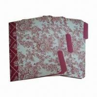 Buy cheap Paper File Folders, Available in A4 Size from wholesalers