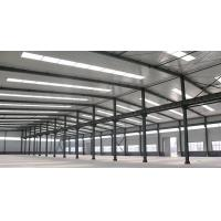 Buy cheap 10 Fission Resistant Steel Structure Hangar Painted / Galvanized Surface product