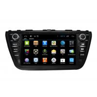 Buy cheap Dual Core Suzuki Navigator SX4 Android Stereo 8-inch HD Digital Panel from wholesalers