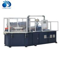 Buy cheap Durable Injection Blow Molding Machine Making Plastic Jar , Injection Blow Moulding Machine from wholesalers