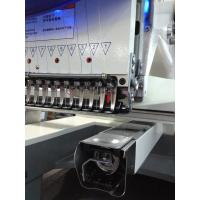 Boring Device Embroidery machine accessories A special knife bores a hole in a fabric