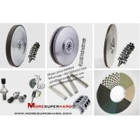 Buy cheap Moresuperhard Vitrified superabrasive grinding wheels for Auto Processing industry from wholesalers
