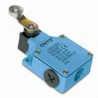 Buy cheap Limit Switch with Long Lifespan and Stainless Steel Idler Wheel from wholesalers