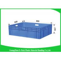 Buy cheap Stackable Euro Stacking Containers Transport Turnover Storage Long Service Life from wholesalers
